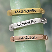 name stack ring