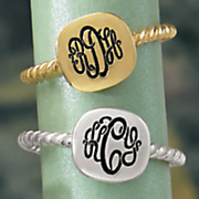 Monogram Ring db