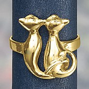 cats ring