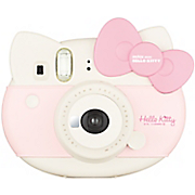 hello kitty instax mini camera and film by fuji