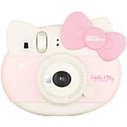 hello kitty instax mini camera and film by fuji