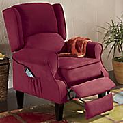 heated massage wingback recliner 19