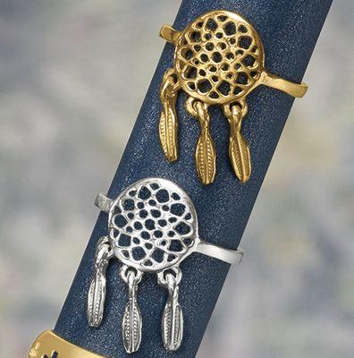 Dreamcatcher Ring