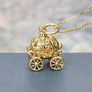 carriage pendant