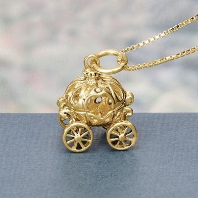 Carriage Pendant