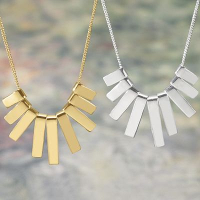 Bars Necklace
