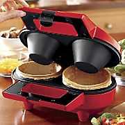 waffle bowl maker by ginny s