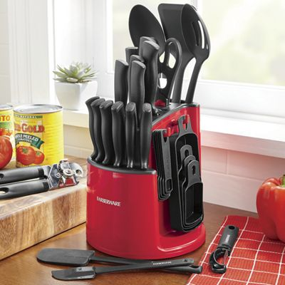30-Piece Spin and Store Cutlery Set by Farberware