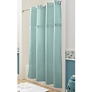 easy on shower curtain with liner
