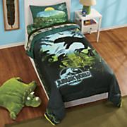 jurassic world comforter and sheet set