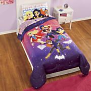 cosmic girls comforter and sheet set