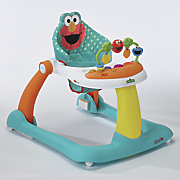 sesame street elmo tiny step 2 in 1 walker by kolcraft