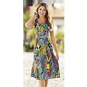caribbean delight dress