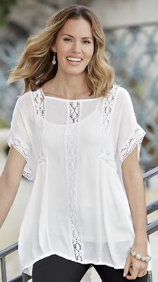 Gathering Compliments Top