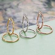 3 pair hoop set 59