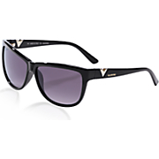 oversized sunglasses by valentino
