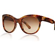 women s oversized sunglasses by calvin klein