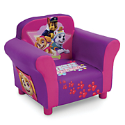 upholstered children s chair by delta