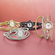 3 pc  watch bracelets set