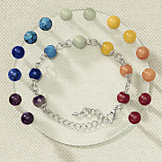 color me happy chakra gemstone jewelry
