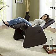 Manual Zero Gravity Chair with Heat and Massage