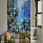 lighted aquarium screen