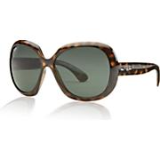 women s oversized fashion sunglasses by ray ban