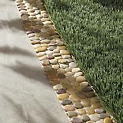 stone path border