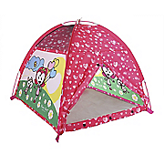 Heart Girl Dome Play Tent