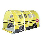school bus tunnel