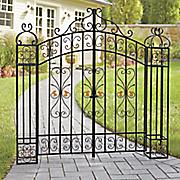 manor house garden gate 24