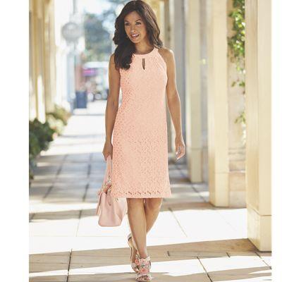 Sunny Lace Dress