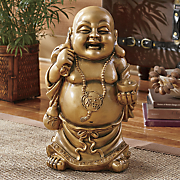 the laughing buddha