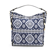 southwest tapestry hobo bag by sondra roberts