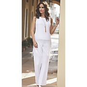 far out 2 pc  pant set