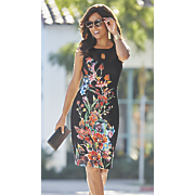 emery floral sheath 44