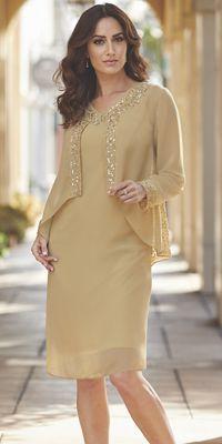 Gwendyln Jacket Dress