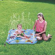 aquarium splash baby pad by summer waves