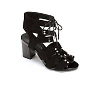 stud front ghillie sandal by midnight velvet