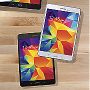 8  galaxy tab with android by samsung