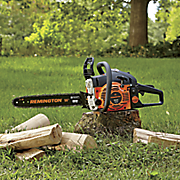 16  gas chainsaw by remington
