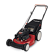 21   159cc 3 in 1 push mower by troy bilt