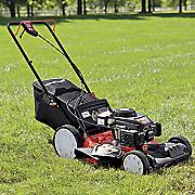 21   159cc 3 in 1 self propelled mower by troy bilt