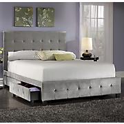 platform storage bed 27