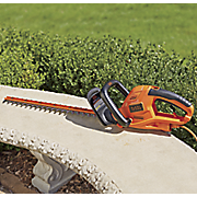 22  corded hedge trimmer by black   decker