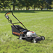 19  electric 3 in 1 push mower by remington