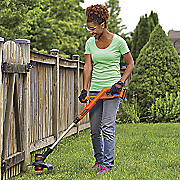 20 volt string trimmer edger by black   decker