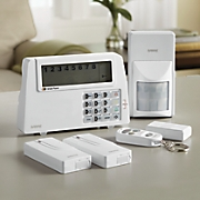 wireless home protection system and additional sensor by sabre