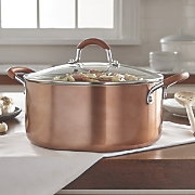 Ginny's Brand® Ceramic Dutch Oven with Lid