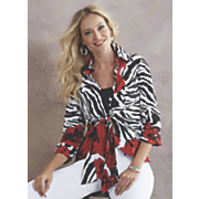 zebra rose shirt 12